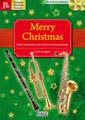 Merry Christmas, Ausgabe für B-Instrumente (Trompete, B-Klarinette, Tenorsax)