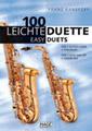 100 Leichte Duette für 2 Saxophone