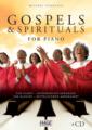 Gospels & Spirituals For Piano (mit CD, mittelschwer)