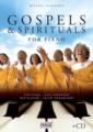 Gospels & Spirituals For Piano (mit CD, leicht)