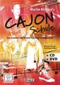 Cajon Schule (mit CD + DVD)