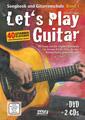Let's Play Guitar (mit 2 CDs und DVD)