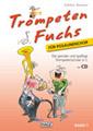 Trompeten Fuchs Band 1, Ausgabe in C für Posaunenchor (mit CD)
