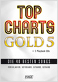 Top Charts Gold 5 (mit  2 CDs)