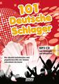 101 deutsche Schlager (mit 5 Playback CDs)