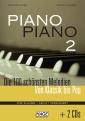 Piano Piano 2, Notenbuch mit 2 CDs
