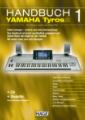 Handbuch YAMAHA Tyros2,  Band 1