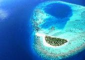 Eine Insel aus Träumen geboren (Bora Bora)