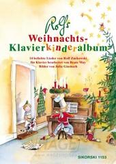 Danke Lieber Tannenbaum Text.Rolfs Weihnachts Klavierkinderalbum