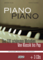 Piano Piano, Notenbuch mit 3 CDs